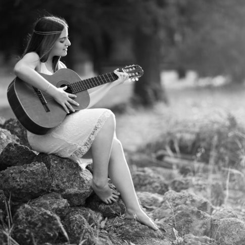 בוק בת מצווה של דניאל גיטרה