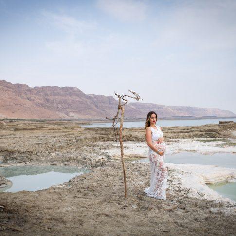 צילומי הריון במדבר יהודה