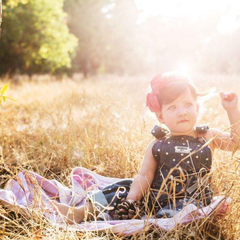 צילומי ילדים גיל שנה