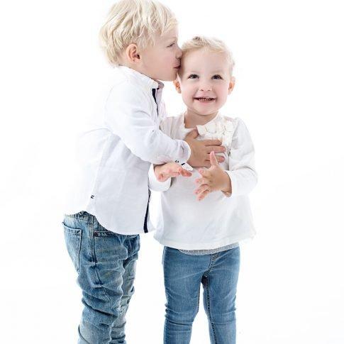 צילומי משפחה וילדים 2 אחים