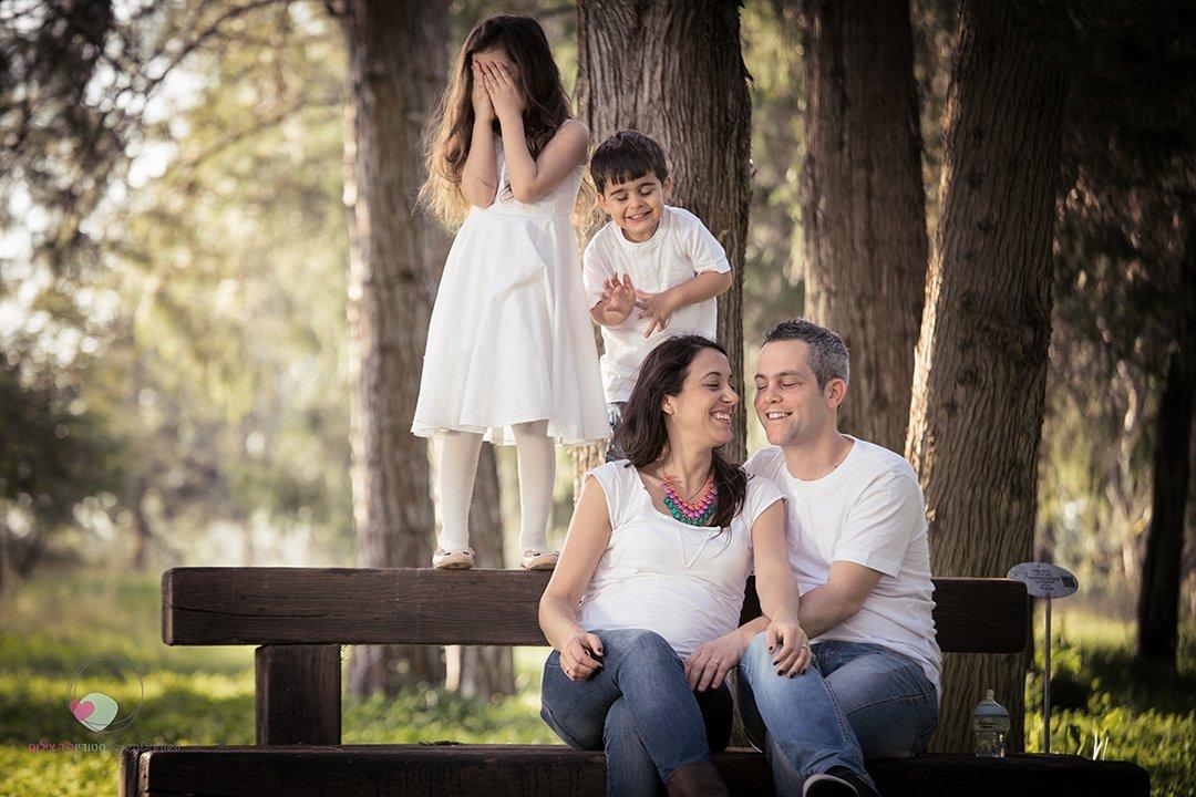 טיפים לצילום משפחה בטבע