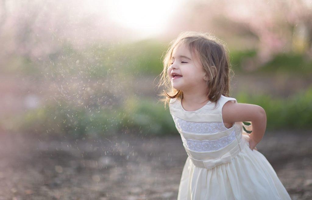 נעמי צילומי ילדים דוגמא לתמונה שלא ממש בפוקוס