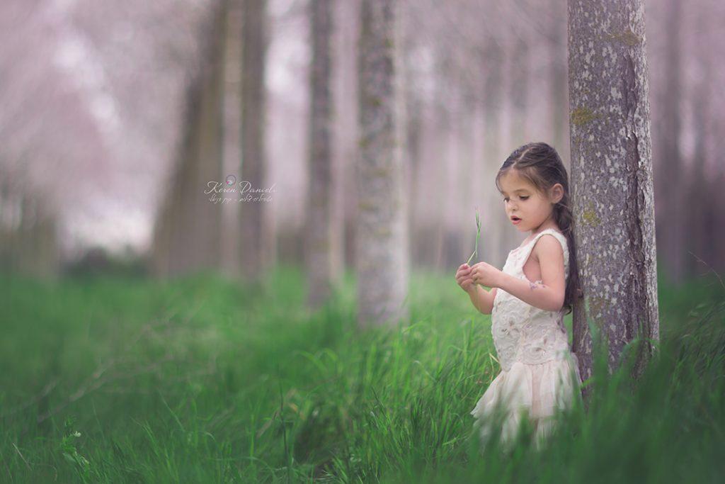 צילומי ילדים בלוקיישן חוץ נוגה