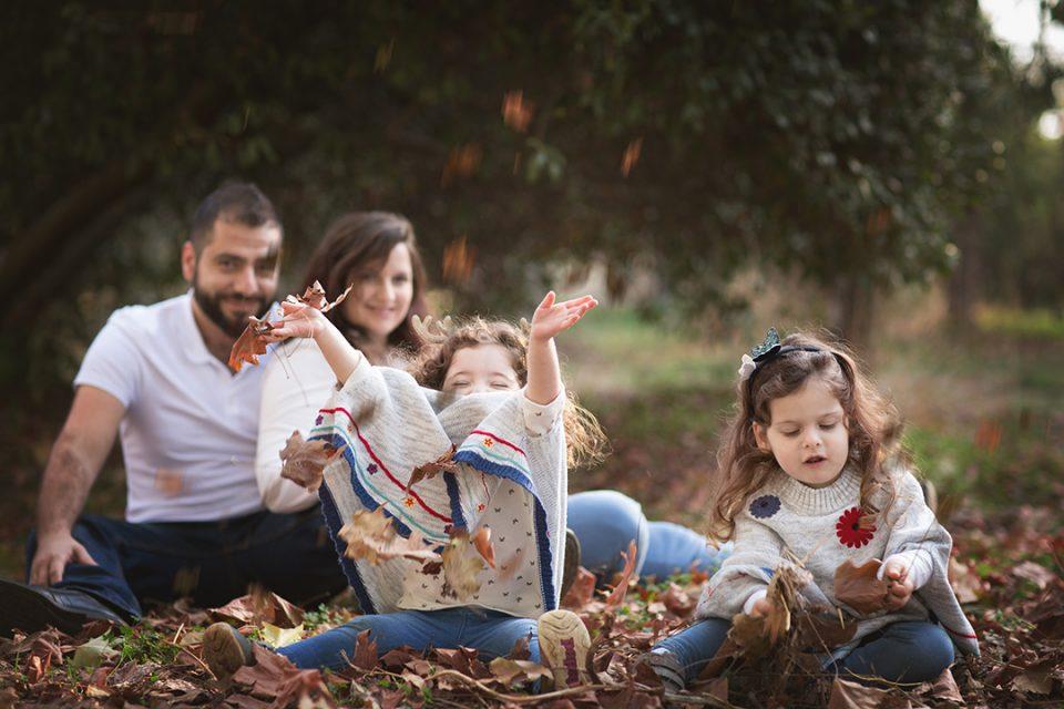 צילומי משפחה בסבטיילינג מושלם
