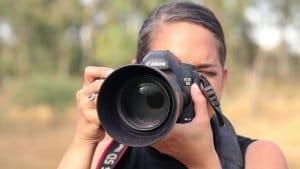 קרן מצלמת